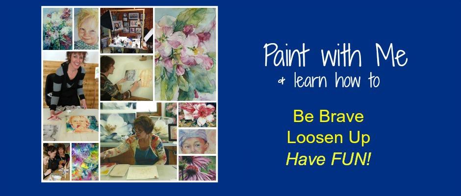 Paint with Janelle Sundberg